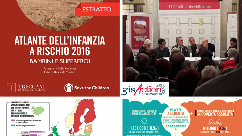 presentazione-Atlante-2016 GisAction Save the Children