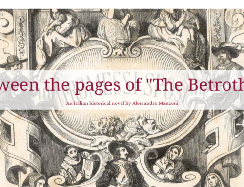 """Journey through the pages of ""The Betrothed"""