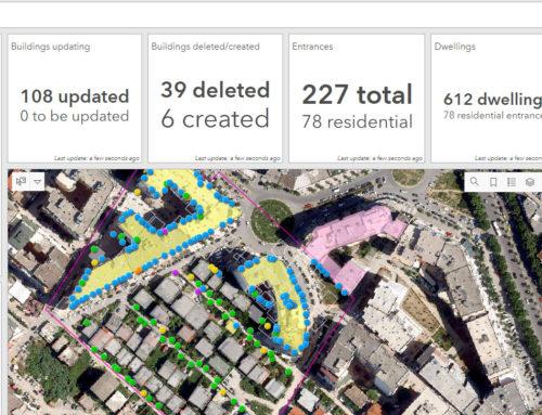 GIS per raccolta dati e aggiornamento mappe per l'Istituto di Statistica Albanese (INSTAT)