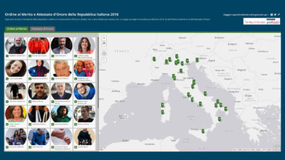 Copertina storymap OMRI 2018